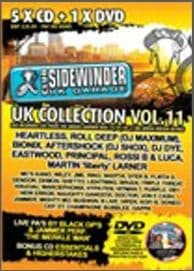 Sidewinder UK Collection 11 CD Pack