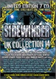 Sidewinder -  UK Collection 14 CD Pack