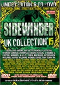 Sidewinder UK Collection 15 CD Pack