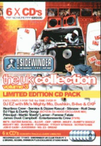 Sidewinder - Uk Collection 3