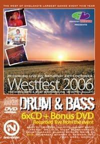 Slammin Vinyl Westfest 2006 Drum & Bass CD Pack