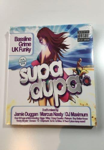 Supa Dupa - Jamie Duggan, Marcus Nasty, Maximum
