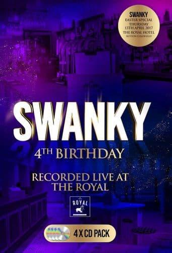 Swanky – 4th Birthday