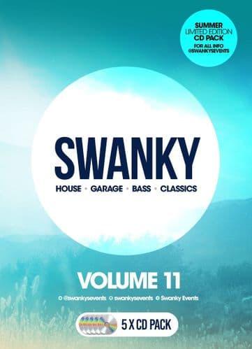 Swanky – Volume 11