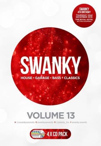 Swanky – Volume 13