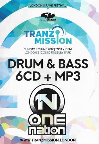 Tranz-Mission - 2017 - Dnb Pack