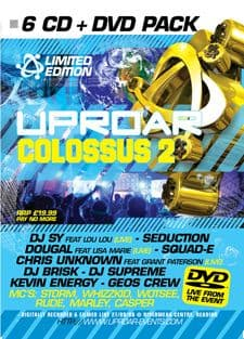 Uproar -  Colossus 2  - CD Pack