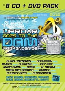 Uproar Goes To The Dam CD Pack
