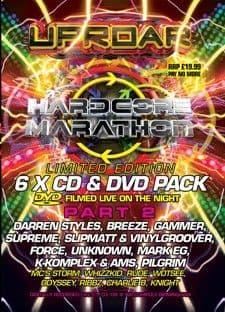Uproar - Hardcore Marathon Vol 2  CD Pack