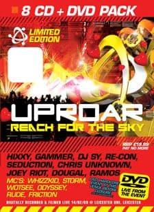 Uproar - Reach For The Sky CD Pack