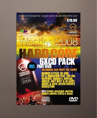 Westfest -  2008  Hardcore Pack