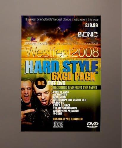 Westfest 2008 - Hardstyle Pack