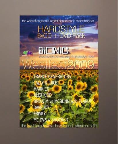 Westfest 2009 - Hardstyle Pack