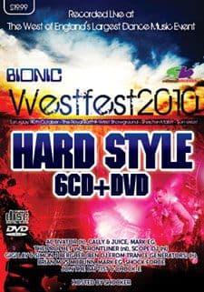 Westfest 2010 Hard Style CD Pack