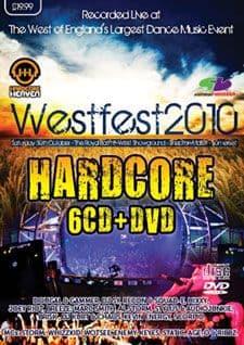 Westfest 2010 Hardcore CD Pack