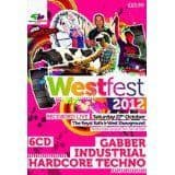 Westfest 2012 - Gabba Techno CD Pack