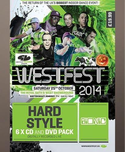 Westfest 2014 - Bionic / Hardstyle Pack