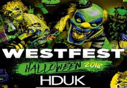 Westfest - 2018 - HDUK / Hardstyle - USB