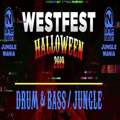 Westfest - 2019 - Drum & Bass - USB