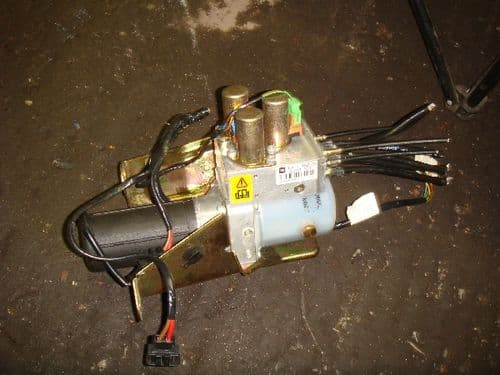 ASTRA CABRIOLET ROOF ELECTRIC PUMP