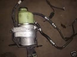 ASTRA GSI / COUPE TURBO Z20LET POWER STEERING PUMP