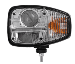 0-422-22   LED Headlamp With  DI & DRL - 12/24V