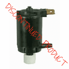 12V Pump for Rover Type Windscreen Washer-0-594-52