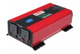 1500W 24V DC To 230V AC Compact Sine Wave Inverter       0-857-66