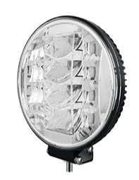 """9"""" LED Driving Lamp With DT Connector    12/24V       0-420-28"""