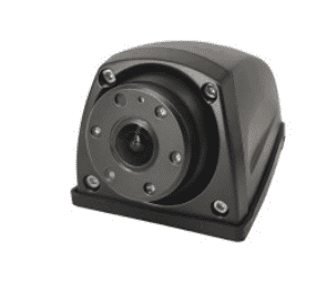 CCTV 720P High Definition Side Camera with audio 12v     0-775-55