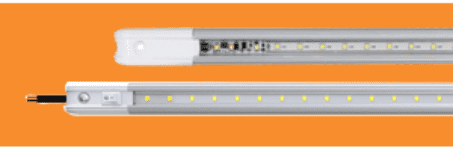 Durite LED Batten Interior Lamp  38cm  without switch 0-668-41