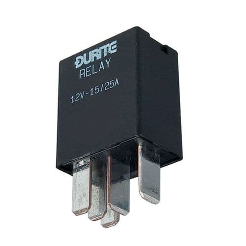 Relay Micro Change Over 10/20A 24V with Diode-0-728-30