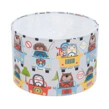 Crazy Cars Lampshade / Ceiling Light (1)