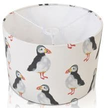 Puffin Lampshade Ceiling Light / Table Lamp