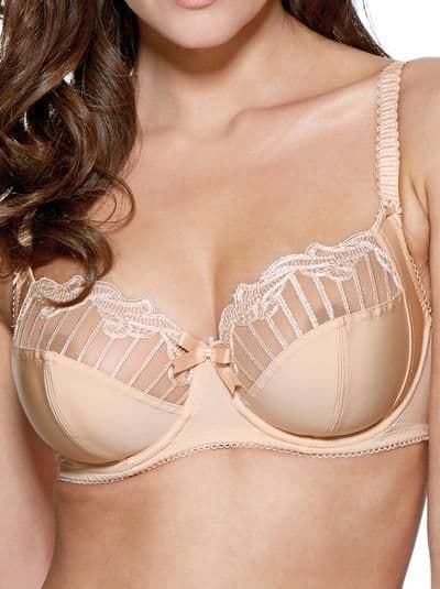 Charnos Sienna Full Cup Bra In Brulee Nude (129501)