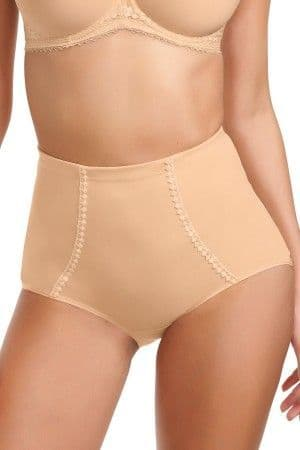 Fantasie Rebecca High Waisted Smoothing Brief In Nude (2028)