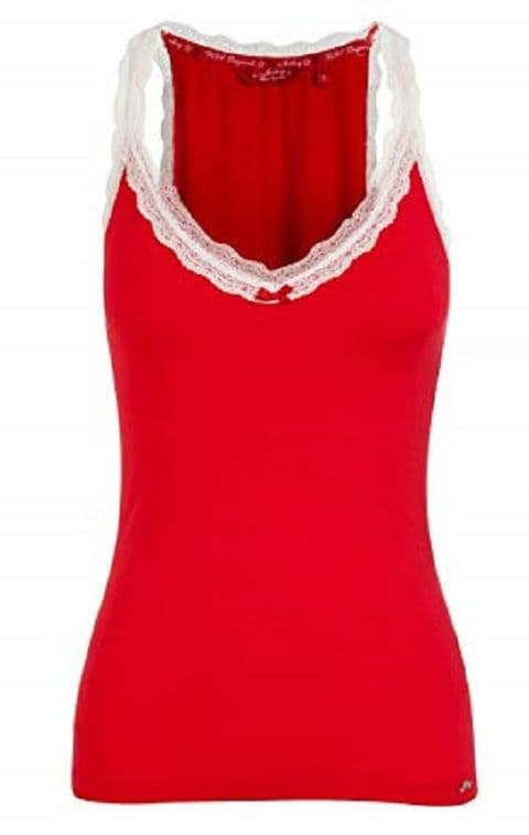 Jockey Women's A-Red Camisole (851013WH)
