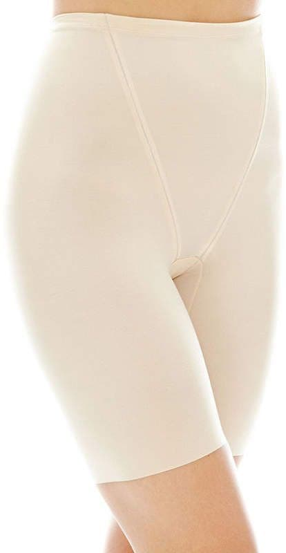 Maidenform  Power Slimmer Firm Control Thigh Slimmers In Nude (2055)