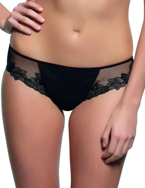 Panache Melody Thong In Black (6059)