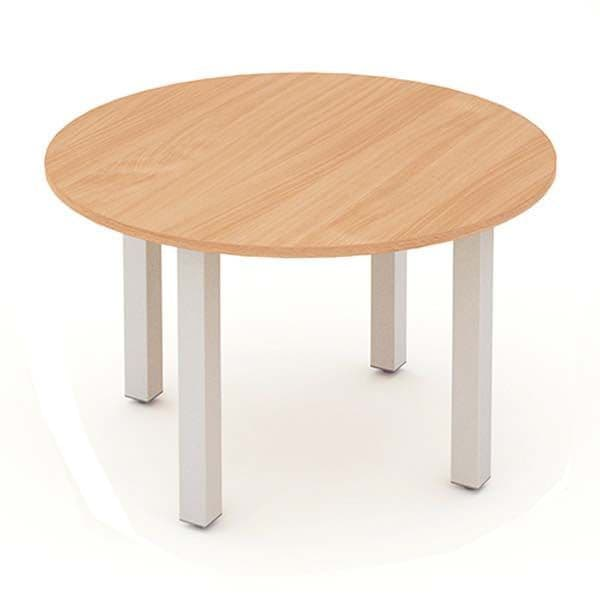 Free Standing 1200mm Table. Available in Beech, Maple, Grey Oak, White & Light Walnut Finish