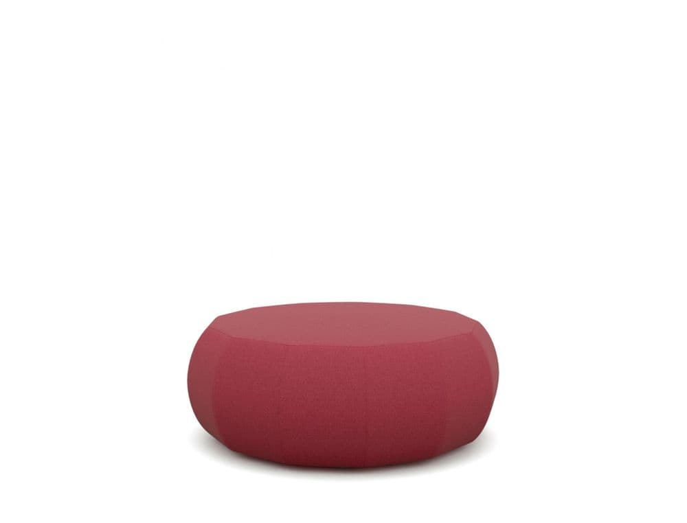 Pledge Runna Upholstered Large 12 Sided Pouff