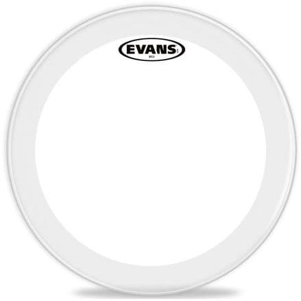 Evans MS3 Polyester Clear Head