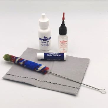 Marching Flute Care Kit
