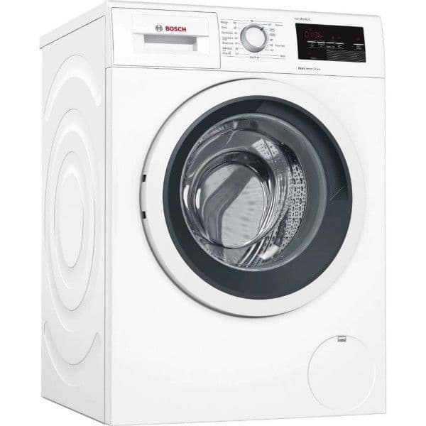 Bosch WAT28371GB Serie 6 9kg 1400 Spin EcoSilence Drive Washing Machine - White