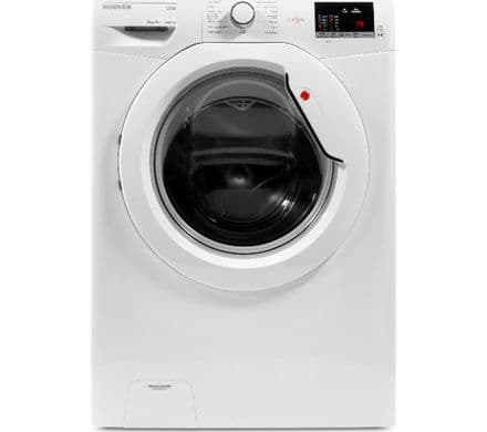 Hoover DHL1482D3/1-80  Link 8kg 1400 Spin Washing Machine - White