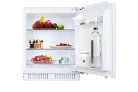 Hoover HBRUP160NK Built Under Static A+ Larder Fridge - White