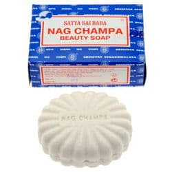 Nag Champa Scented Beauty Soap - 75g