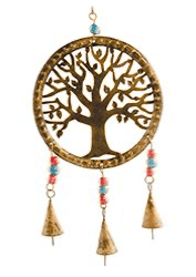 Tree of Life Windchime with Bells