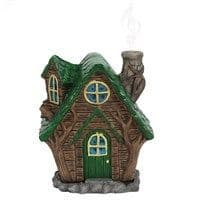 Woody Lodge Incense Cone Burner