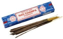 WORLD FAMOUS Nag Champa Original Incense Sticks